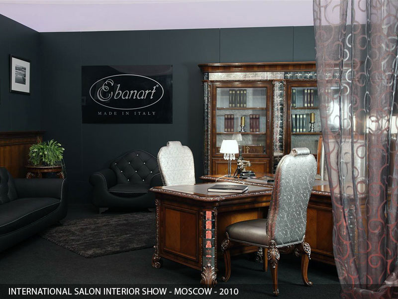 INTERNATIONAL SALON INTERIOR SHOW - MOSCOW - 2010