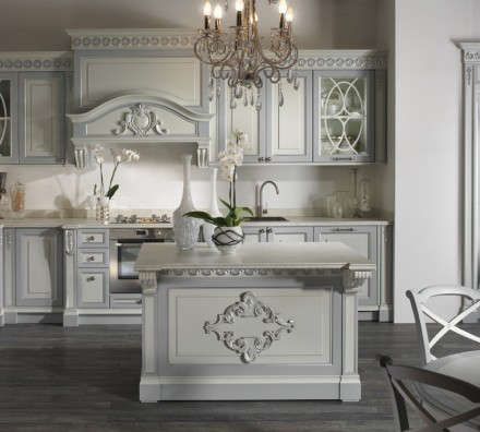 Beautiful Cucina Stile Barocco Veneziano Gallery - House Interior ...