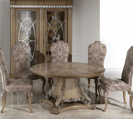 Milena - Tavolo barocco moderno ...